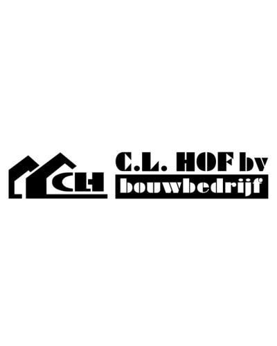 Logo Bouwbedrijf C.L. Hof