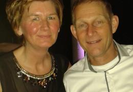 Pe en Margo 25 jaar getrouwd!