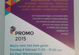 Promobeurs zondag 8 februari 2015