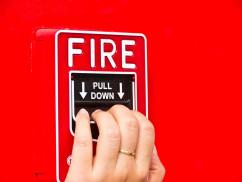 Brandmeldinstallatie voor brandbeveiliging