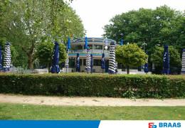 t' Blauwe Theehuis Amsterdam